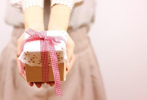 女友達へのプレゼント